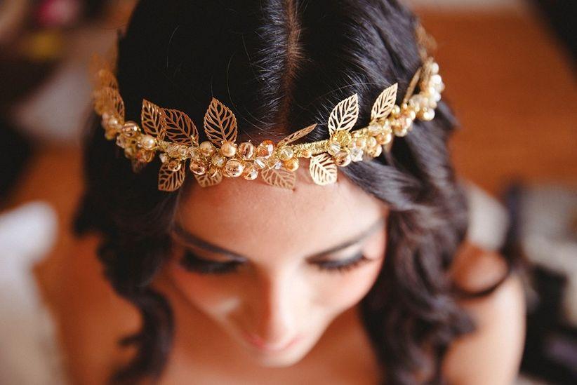 a8b740e06 Tiara para la boda - bodas.com.mx