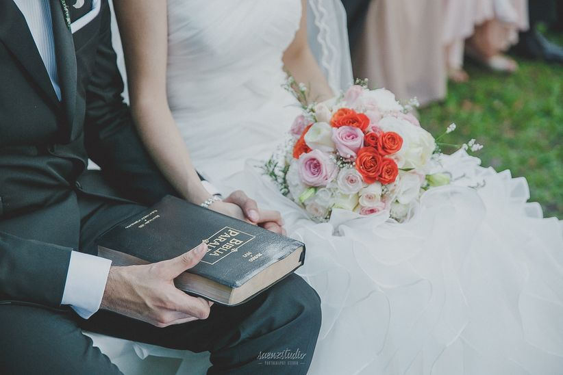 Matrimonio Religioso Biblia : Boda cristiana bodas mx