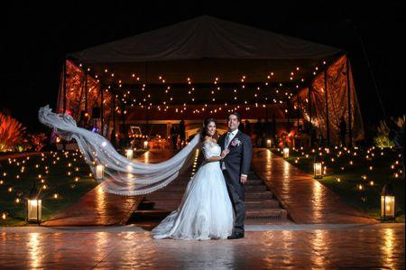 La importancia de la iluminaci�n en tu boda
