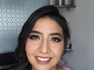 Kary Vega Make Up 1