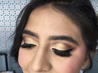 Kary Vega Make Up 2