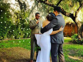 Ministro México Wedding Minister 4