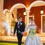 La boda de Melanie Villanueva y Hacienda Chaká 7