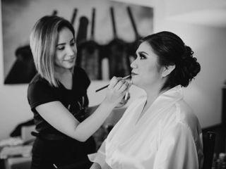 Artemis Vázquez Makeup Artist 4