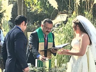 Ministro México Wedding Minister 5