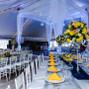 La boda de Andrea Flores Timal y Gran Event Banquetes 11