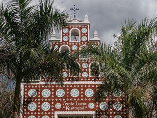 Hacienda Santa Lucía Kantoyná 2