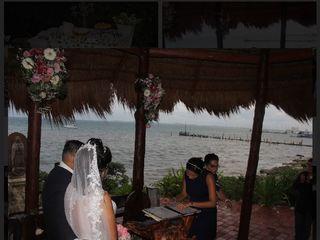 Decoración Floral Cancún 7