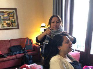Sandra Hernandez Hair 5
