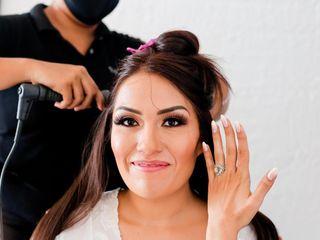 Vania Cadena Makeup & Hair Artist 5