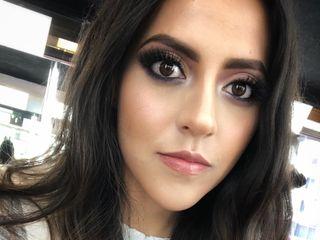 Sandra Hernandez Hair 1