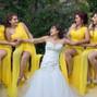 La boda de Alejandra De Cazares y Novias de Diamante 10