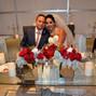 La boda de Hugo Larios y Los Azahares Salón de Eventos 5