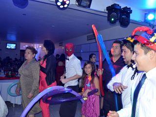 Los Azahares Salón de Eventos 4