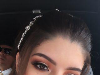 Julia Venegas Makeup 1
