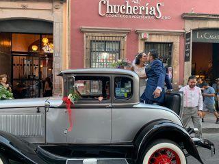 Limousine Querétaro 1