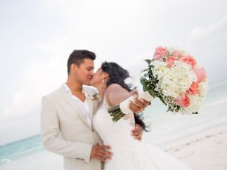 Wedding Pictures Cancún by Art & Photo 6