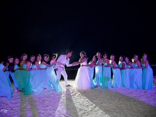 Wedding Pictures Cancún by Art & Photo 7