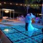 La boda de Misael Zamarripa y Decoración Floral Cancún 20