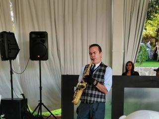 Julio Cano Saxofonista 1