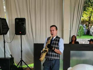 Julio Cano Saxofonista 2