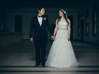 Jeune Mariée - Tocados de novia 5