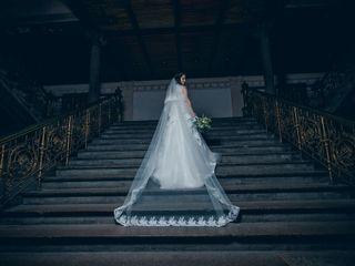 Jeune Mariée - Tocados de novia 6