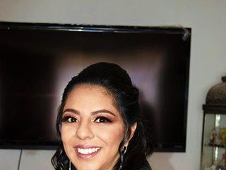 Verónica Maldonado Maquillaje y Peinado 1