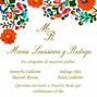 La boda de Loussiana Vila y Ruvalcaba Invitaciones 6