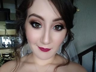 Julia Venegas Makeup 2