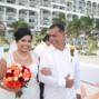 La boda de Alfredo Barcena y Flamingo Cancún Resort 7