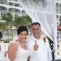 La boda de Alfredo Barcena y Flamingo Cancún Resort 11