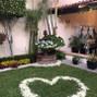 La boda de Itzel  y Quinta Huichapan 7