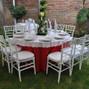 La boda de Jesús Zúñiga y Jardín Orquídea 8