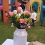 La boda de Danonino Andolit y Jardín Orquídea 11