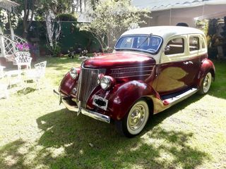 Wedding Cars México 5