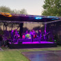La boda de Ana L. y Totem Music Show 25