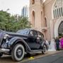 La boda de Ilse Hernandez y Auto Clásico en Renta 7