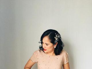 Artemis Vázquez Makeup Artist 1