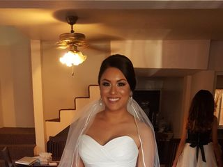 Claudia Gonzalez  Maquillista 1