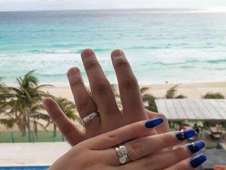 Marring Wedding Rings 2