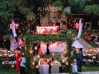 Alhambra Organización de Eventos 1