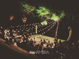 Alhambra Organización de Eventos 2