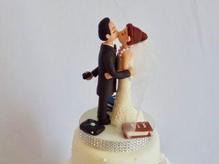 Mi Mundo Cake 3