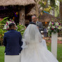 La boda de Key Sansores Diaz y Decoración Floral Cancún 4