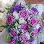 La boda de Key Sansores Diaz y Decoración Floral Cancún 20