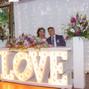 La boda de Key Sansores Diaz y Decoración Floral Cancún 6