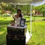 La boda de Montserrat y Soé Mesas de Postres 20