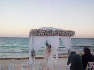 Decoración Floral Cancún 3