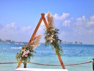 Decoración Floral Cancún 5